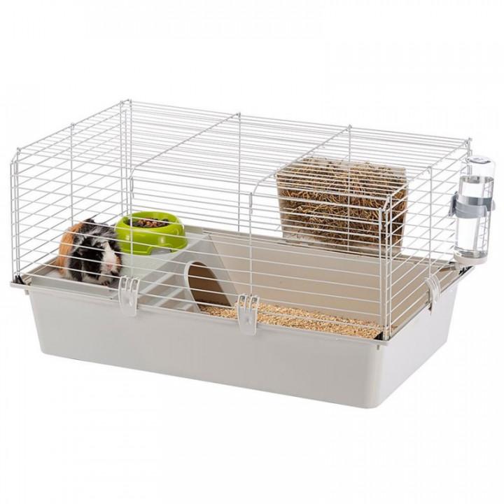 Ferplast Cavie 80 Guinea Pig Cage Guinea Pig Home 77x48x42cm