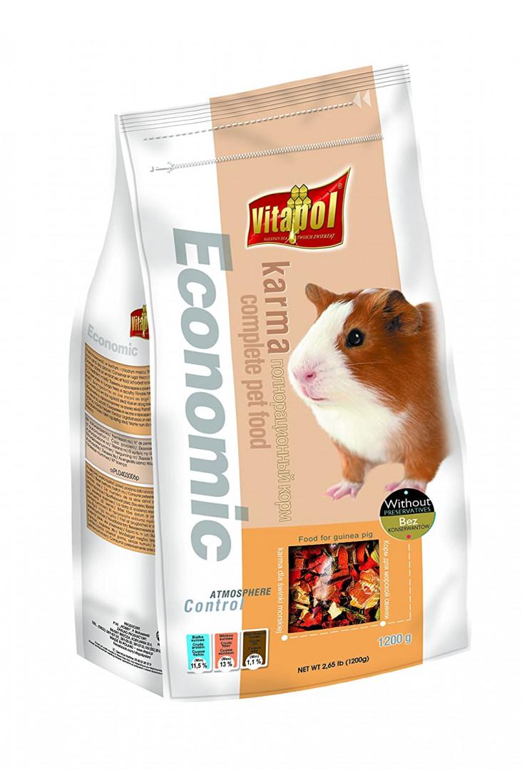 Vitapol Guinea Pig Food 1200G