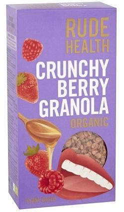 Crunchy Berry Granola