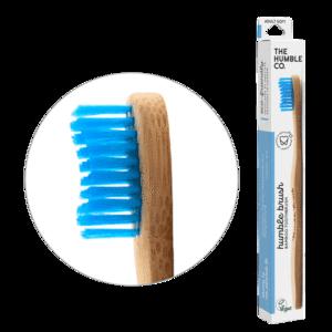 HUMBLE BRUSH - ADULT BLUE - SOFT