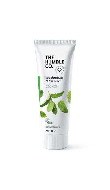 HUMBLE NATURAL TOOTHPASTE - FRESH MINT