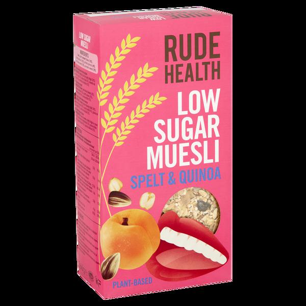 Low Sugar Muesli Spelt and Quinoa