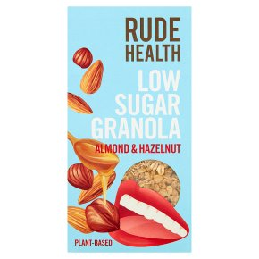 Low Sugar Granola - Almond and Hazelnut