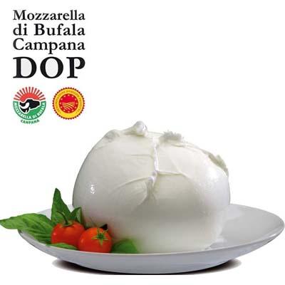 Mozzarella di bufala Campagna D.O.P Contadina 250g